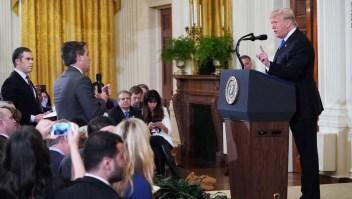 "Lourdes Meluza: ""La retórica de Trump sobre la prensa ha ido aumentando"""