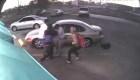 Anciano recibe brutal golpiza en asalto
