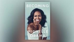 """#LaCifradelDía: US$ 60 millones habría recibido Michelle Obama por """"Becoming"""""""