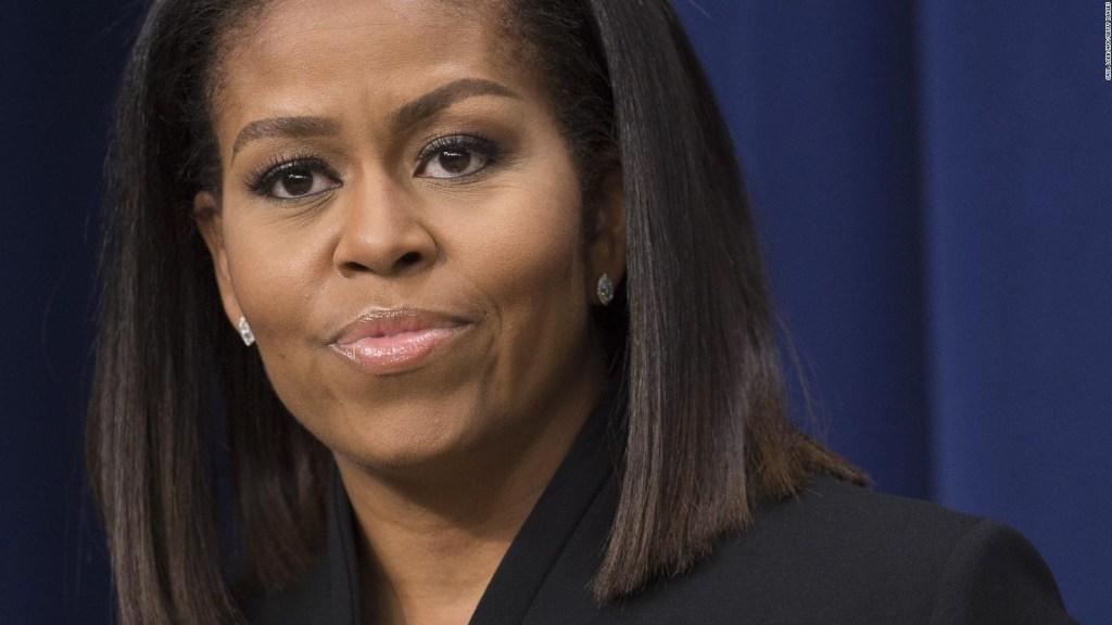 Michelle Obama revela detalles personales en su libro de memorias