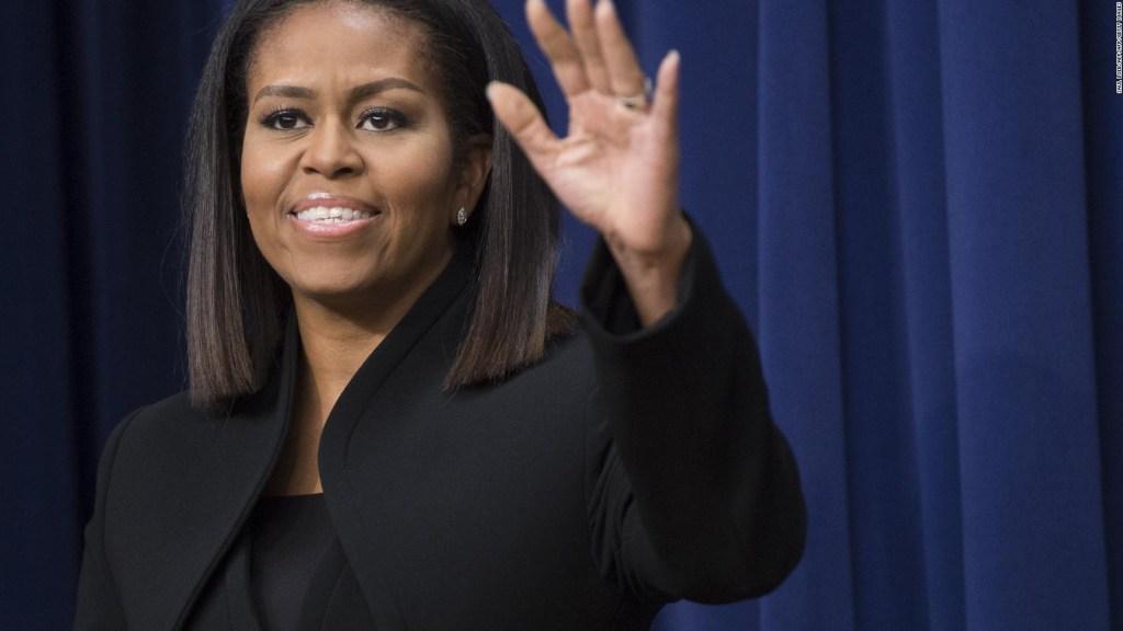 Las confesiones de Michelle Obama