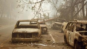 #MinutoCNN: Incendios en California dejan ya decenas de muertos