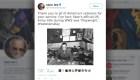El último tuit de Stan Lee