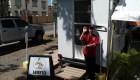 Es chef, tiene un 'food truck' y síndrome de Down: el ejemplo de Chris González