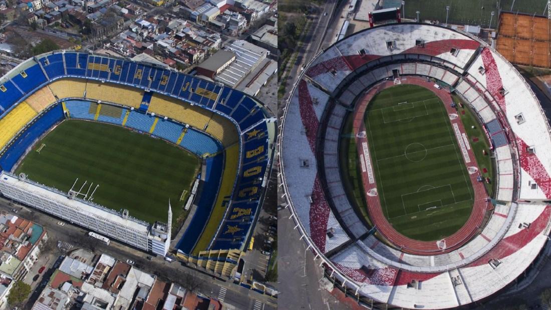 10 datos curiosos sobre los legendarios estadios la Bombonera y el Monumental