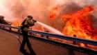 Incendios en California son consecuencias del calentamiento global