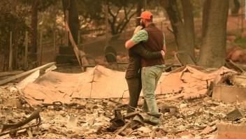 #MinutoCNN: buscan a desaparecidos en incendios de California