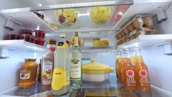 Mauro Colagreco responde si se arruina la comida en el congelador