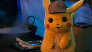 "¿Te entusiasma la película ""Pokémon: Detective Pikachú""?"