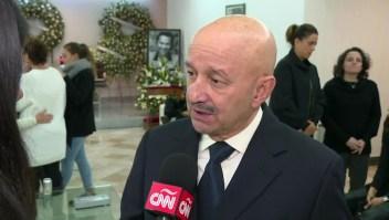 Carlos Salinas de Gortari lamenta muerte de Lucho Gatica