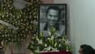 """El sentido tributo al """"rey del bolero"""" en Chile"""