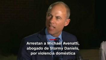 #MinutoCNN: Arrestan a Michael Avenatti, abogado de Stormy Daniels