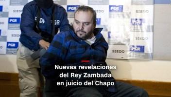 #MinutoCNN: El Rey Zambada detalla crímenes en juicio del Chapo