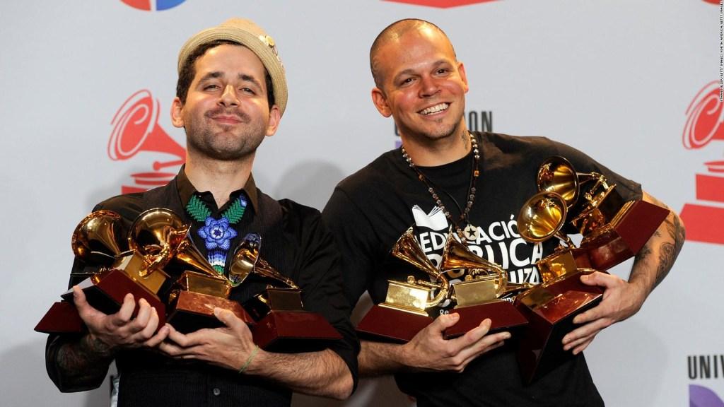 RankingCNN: los máximos ganadores de los Latin Grammy