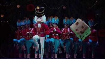 """""""El Cascanueces"""", del Cincinnati Ballet, tiene un nuevo miembro del reparto"""