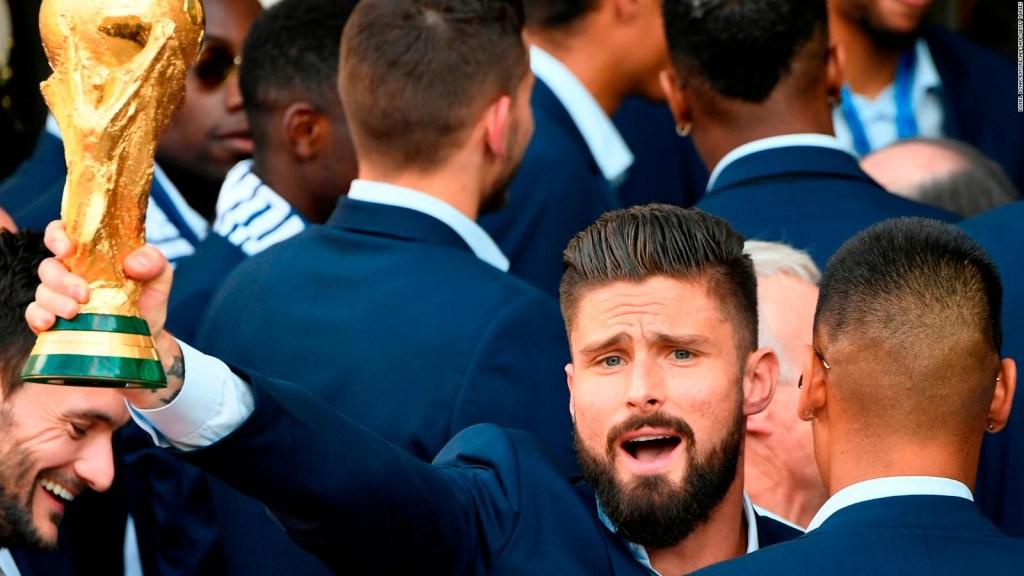 La lucha de Olivier Giroud por la aceptación de los jugadores homosexuales