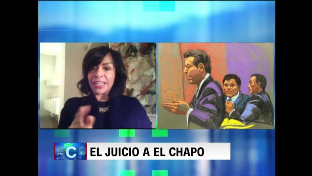 """Anabel Hernández expone una de las graves acusaciones a la que se enfrenta """"el Chapo"""""""