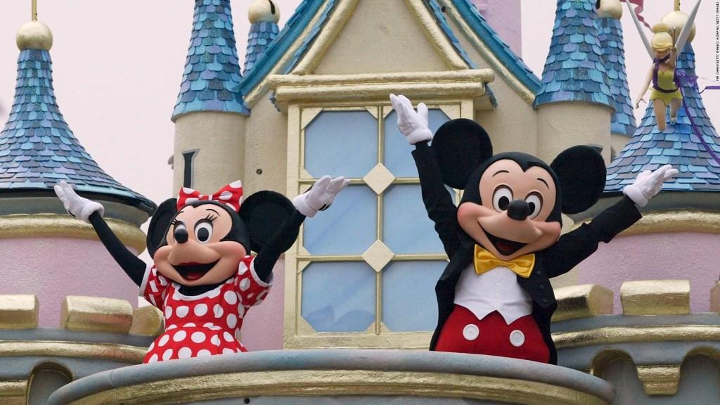 RankingCNN: los cinco personajes más famosos de Disney