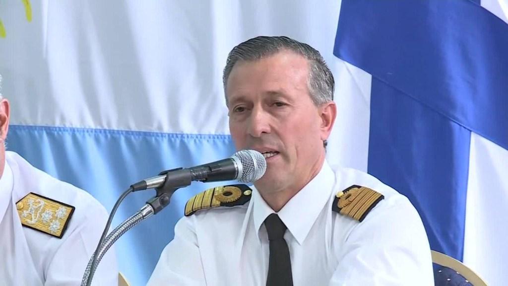 Submarino ARA San Juan sufrió una implosión