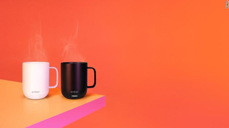Ember warming mug, regalos tecnológicos para esta navidad