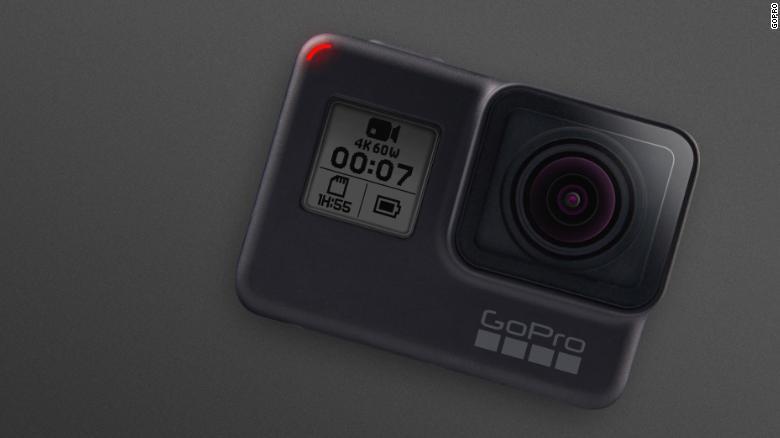 GoPro Hero7 Black, regalos tecnológicos para esta navidad