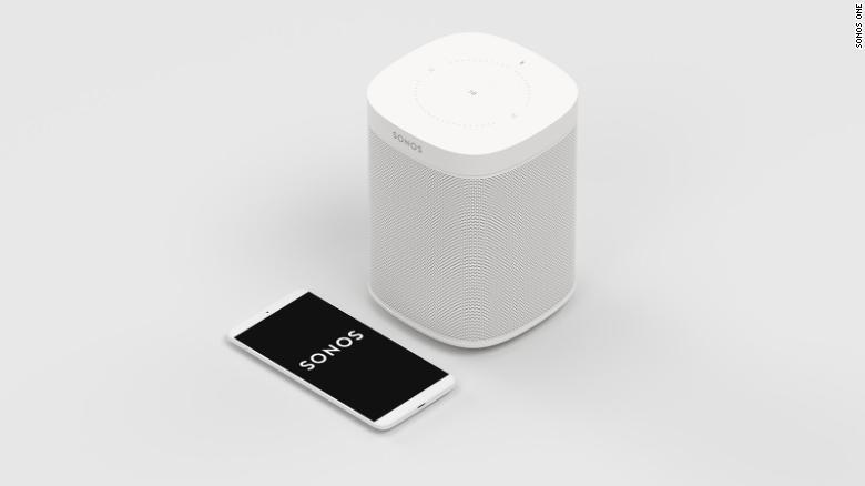 Sonos One, regalos tecnológicos para esta navidad
