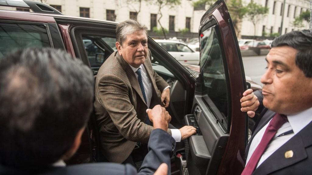 ¿Aceptó Alan García sobornos de Odebrecht?