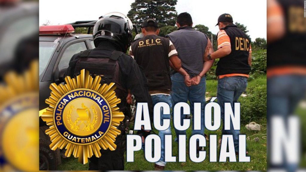 Hombre de 66 años arrestado por violación a una menor en Guatemala