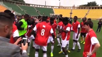 Fútbol para fomentar la integración social en Brasil