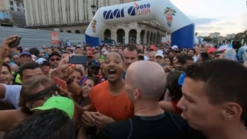 Will Smith corrió el media maratón de La Habana