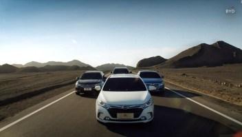 El competidor chino de Tesla en autos eléctricos