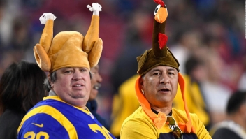 Ligas, clubes y jugadores en EE.UU. celebraron el Día de Gracias