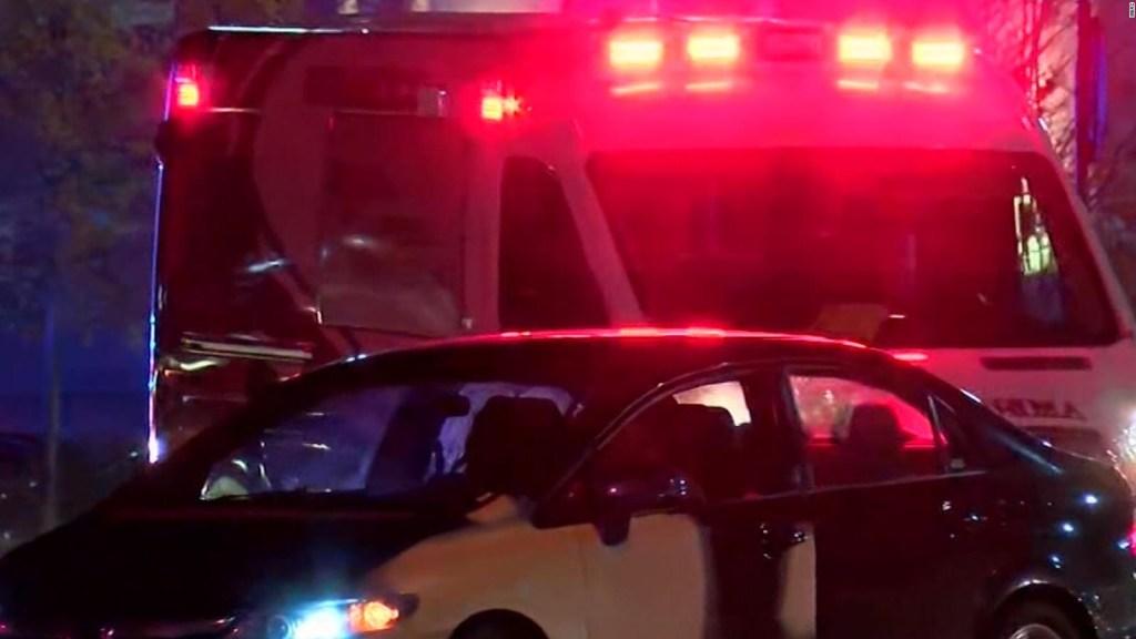 Detienen a sospechoso de tiroteo durante Acción de Gracias