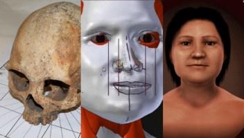 Reconstruyen el rostro de indígena uruguaya de 1.600 años