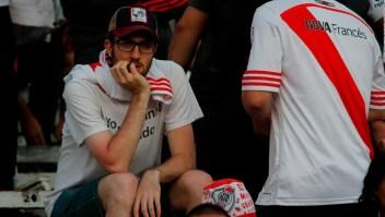 Miami: Así reaccionaron los hinchas ante la suspensión de la final Boca vs River