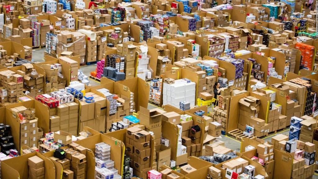 Amazon intentará romper récord ventas en el Cyber Monday
