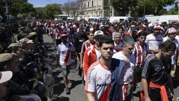 El martes se decide cuándo se jugará la final de la Copa Libertadores