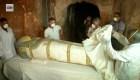Descubren momia increíblemente bien conservada de 3.000 años