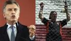 Macri: La violencia no es aceptable, los argentinos somos pacíficos