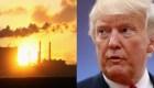 Trump rechaza alerta sobre las consecuencias del cambio climático