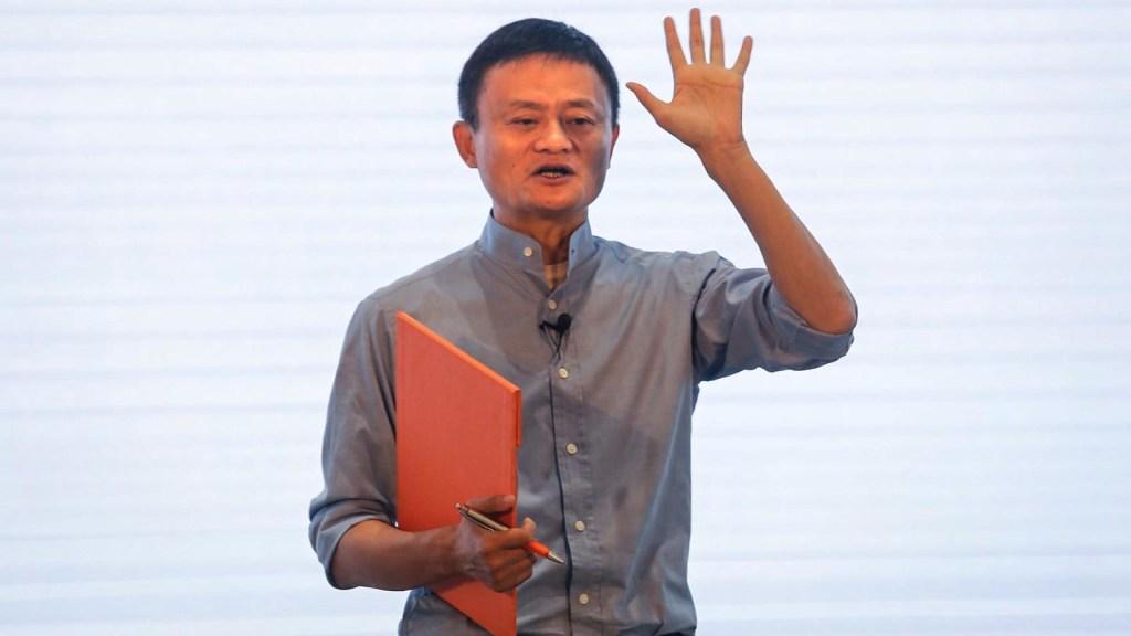 Identifican a Jack Ma como miembro del Partido Comunista de China