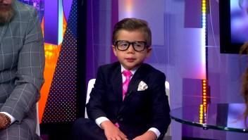 Luis Miguel Coka quiere ser como a Luis Miguel