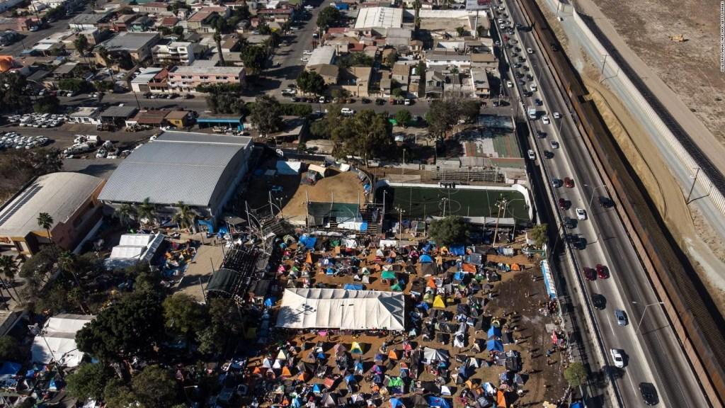 La realidad de la caravana de migrantes centroamericanos