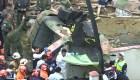 Cuatro muertos por caída de helicóptero en Turquía