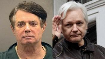 Abogado de Assange niega presuntas reuniones con Manafort