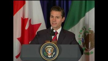 Peña Nieto: T-MEC le da renovado rostro a nuestra integración
