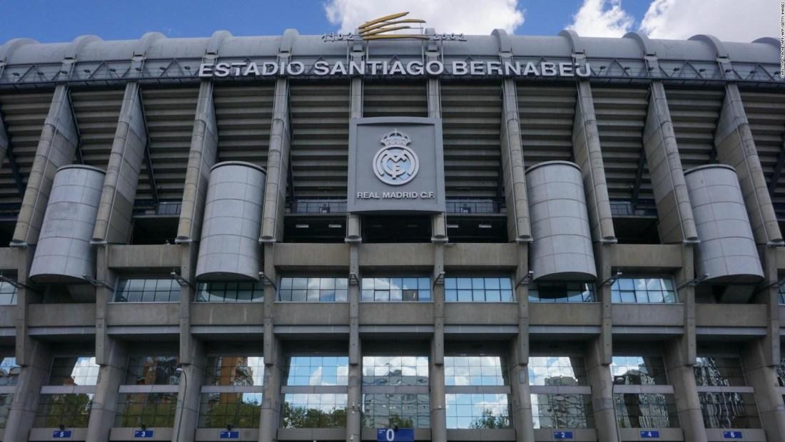 Así será la seguridad por la Copa Libertadores en el Santiago Bernabéu