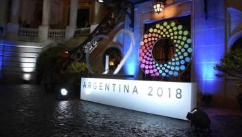 Argentina espera un consenso entre los líderes del G20