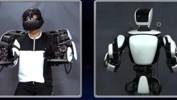 NTT Docomo y Toyota realizan otra exitosa prueba del robot T-HR3