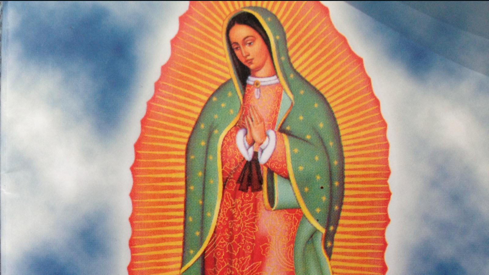 """Guadalupe Carral: """"la virgen de Guadalupe me ayudó"""""""